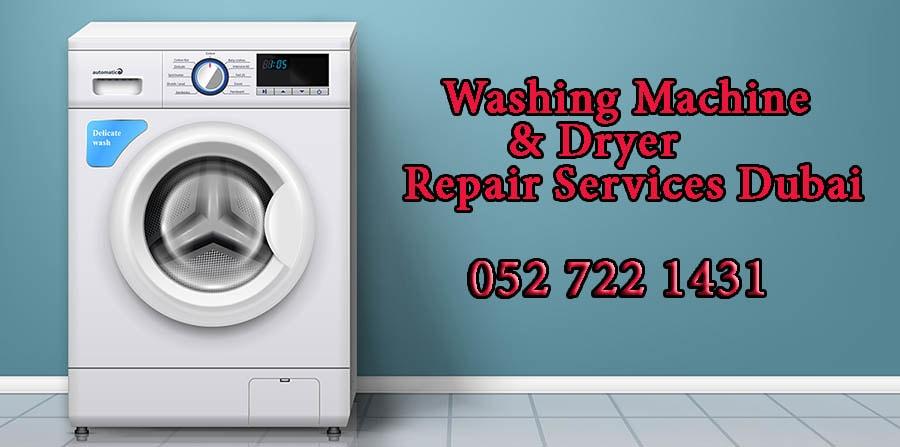 Best in Dubai Washing Machine Repairing Service